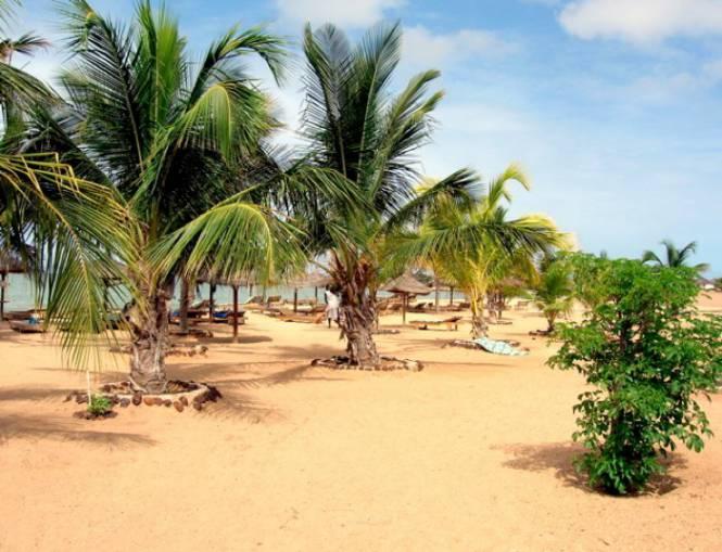 Photo 2 de la Villa en location pour vos vacances au Sénégal.