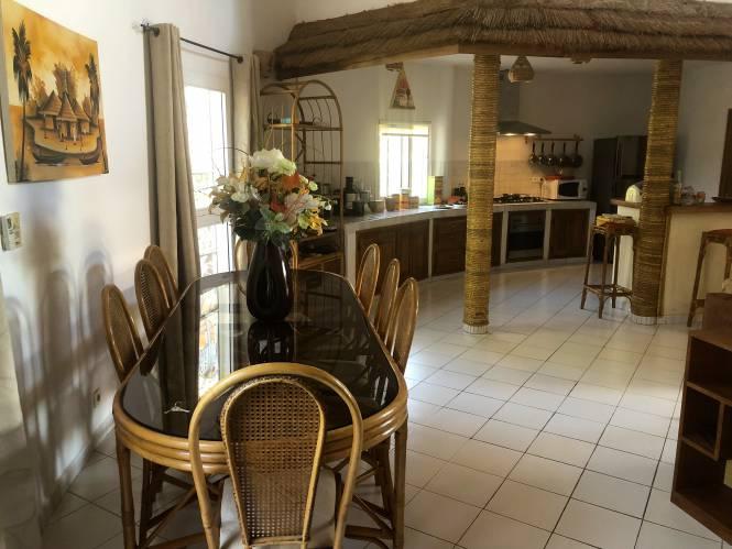 Photo 15 du Villa en location pour vos vacances à Saly Sénégal