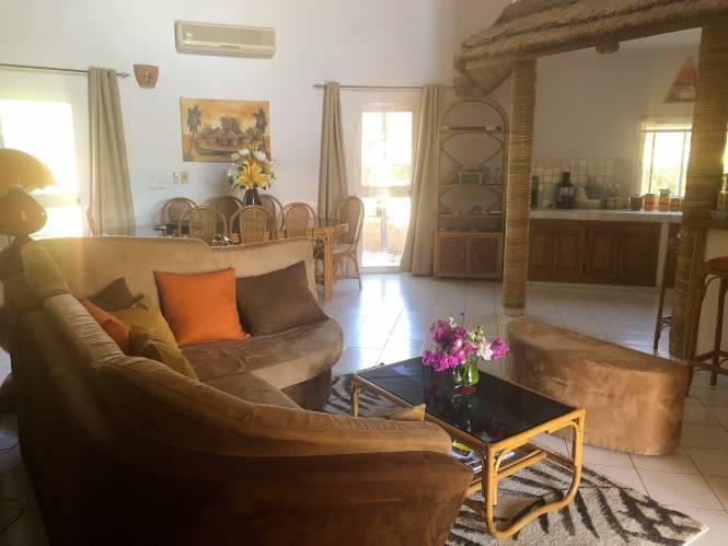 Photo 14 de la Villa en location pour vos vacances au Sénégal.