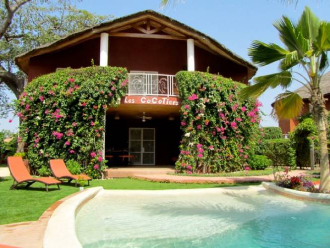 Photo 6 de la Villa en location pour vos vacances au Sénégal.