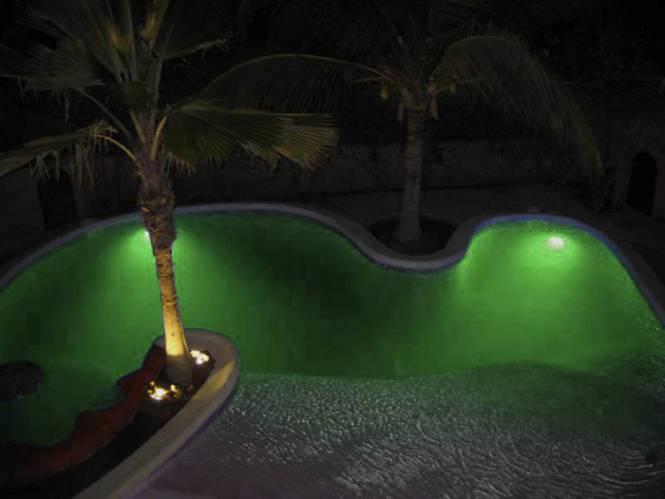 Photo 7 du Vue de la piscine de la villa à louer