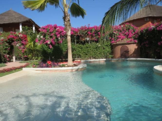 Photo 2 du Vue de la piscine de la villa à louer