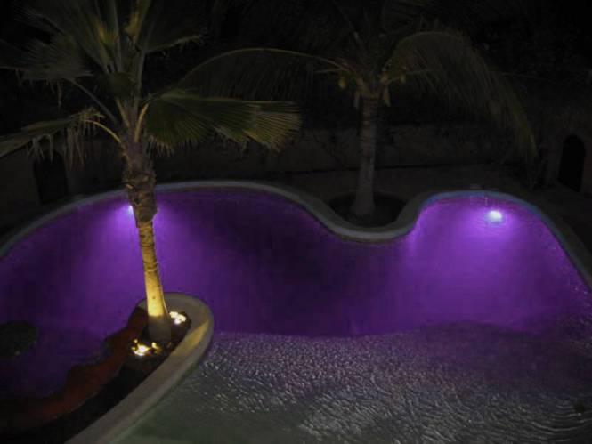 Photo 4 du Vue de la piscine de la villa à louer