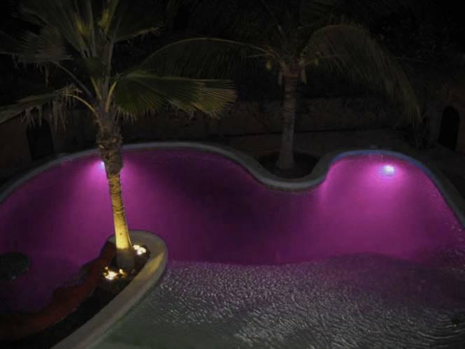 Photo 5 du Vue de la piscine de la villa à louer