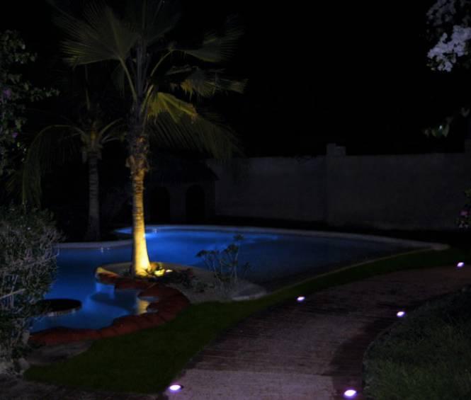 Photo 13 du Vue de la piscine de la villa à louer